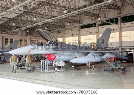 Aircraft Hangar Stock Images Royalty Free Images