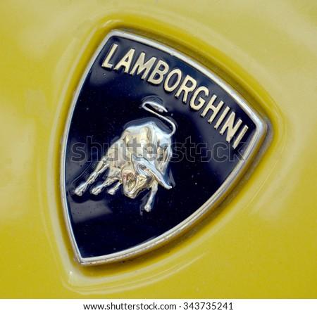 lamborghini logo stock images, royalty-free images & vectors