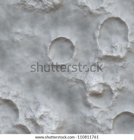moon surface background - stock photo