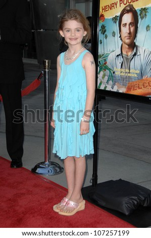 "Morgan Lily At the Premiere of ""Henry Poole is Here"".  Arclight Cinemas, Hollywood, CA. 08_07_08. At the Premiere of ""Henry Poole is Here"" Arclight Cinemas, Hollywood, CA. 08-07-08."