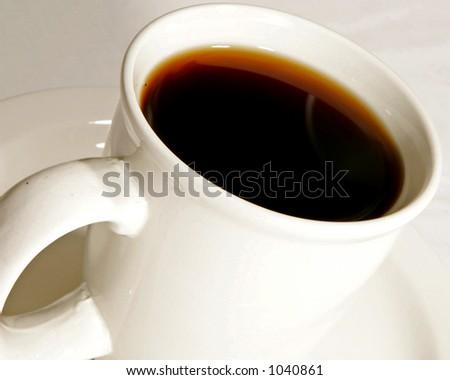 Morning Java - stock photo