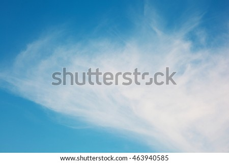 morning sky background. Cloudscape