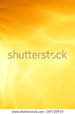 Morning sunny bright fun abstract design - stock photo