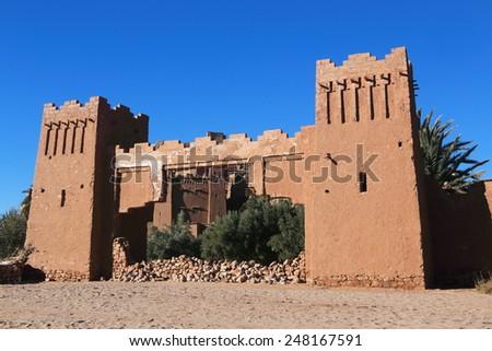 morocco - stock photo