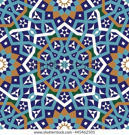 Moroccan Ceramic Tiles Stock Photo 60030962 Shutterstock