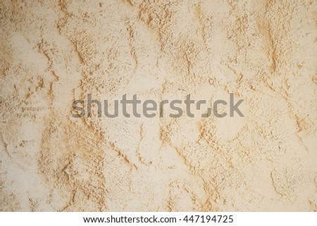 mortar wall texture background - stock photo