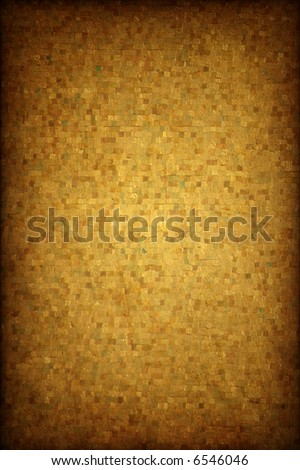 Mosaic Grunge background - stock photo