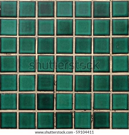 mosaic pattern - stock photo