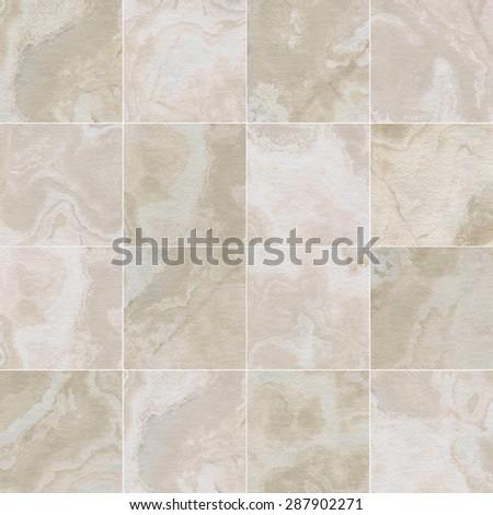 Mosaic pattern background. - stock photo