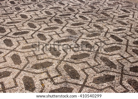 mosaics ostia ancient ancient archaeological site port of imperial rome roma Italy
