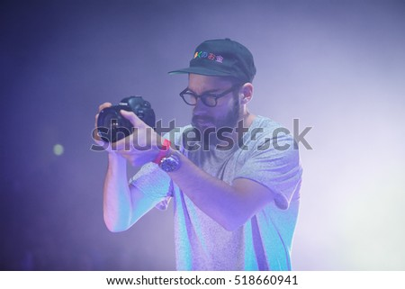 moscow 15 november 2016 videographer filming concert on video manual rh shutterstock com Environmental Manual Instruction Manual