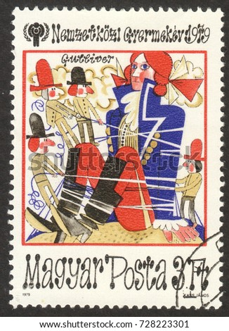 Gulliver S Travels Cartoon Series