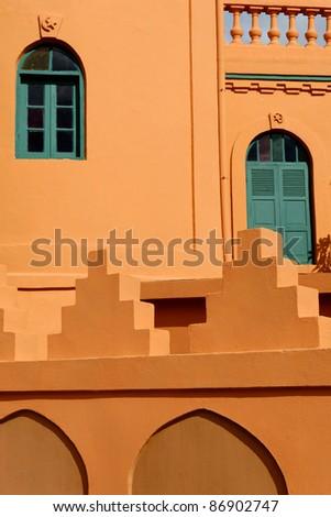 Mosque, Antsirabe - stock photo