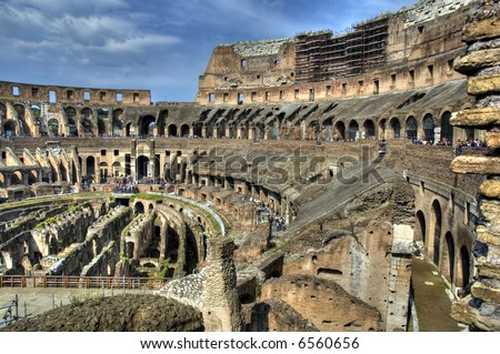 Most important ancient roman theater in Rome