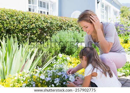 Tending stock photos images pictures shutterstock for Tending to the garden