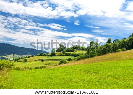 Mother Earth - stock photo
