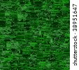 Motherboard seamless pattern. - stock photo