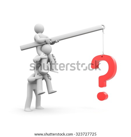 Motivation to address the issue - stock photo