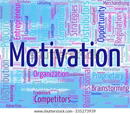 Motivation Word Indicating Do It Now And Act Now - stock photo
