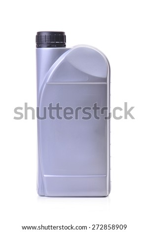 Motor oil - stock photo