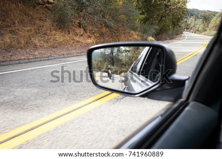 Following Car Stock Images Royalty Free Images Vectors