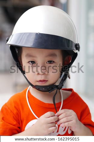 motorcycle helmet , Safety first