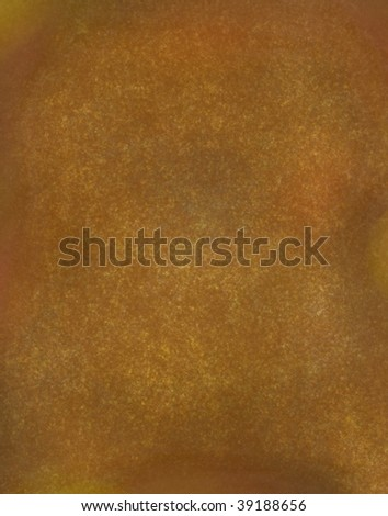 mottled faux leather or old brown parchment - stock photo