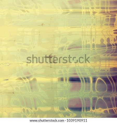 Art Grunge Texture Creative Design Scrapbook Stock Illustration ...