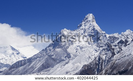 K2 Mountain Base Camp ... snow mountain k2 the second highest mountain of the world from china
