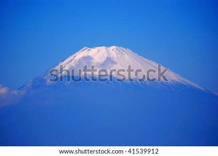 Mount Fuji, Hakone National Park, Japan - stock photo