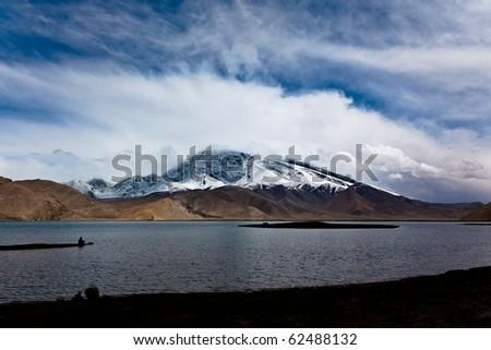 Karakul Lake Xinjiang Karakul Lake in Xinjiang