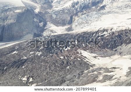 Mount Rainier  - stock photo