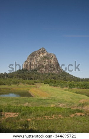 Glass House Mountains Stock Images RoyaltyFree Images Vectors