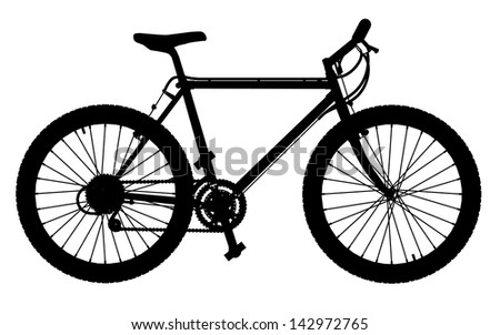 mountain bike,