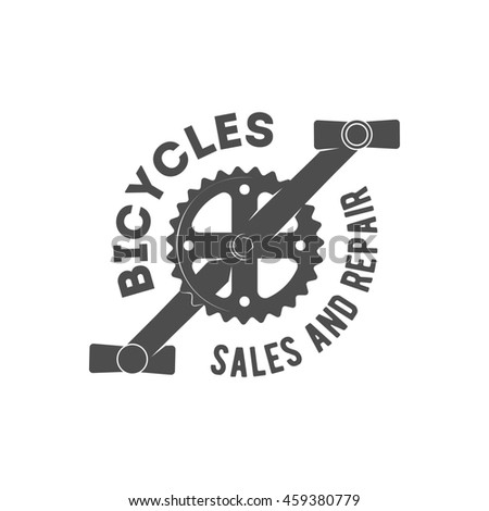 mountain bike badges, logo and labels