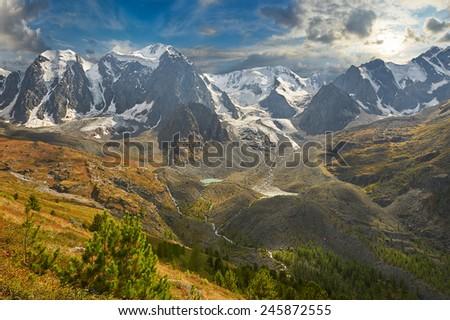 Rivers Mountains And Lakes in Russia Mountain Lake Russia Siberia