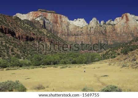 Mountain Ranges - stock photo