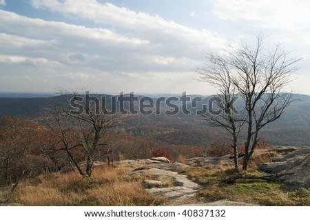 Mountain View - stock photo