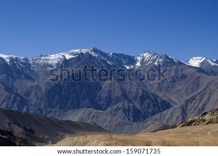 Mountains, Ladakh, India