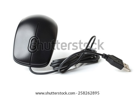 Mouse of computer   - stock photo