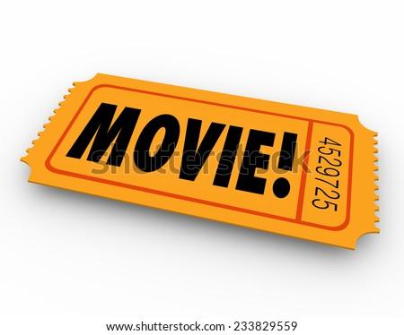 Movie world ticket specials