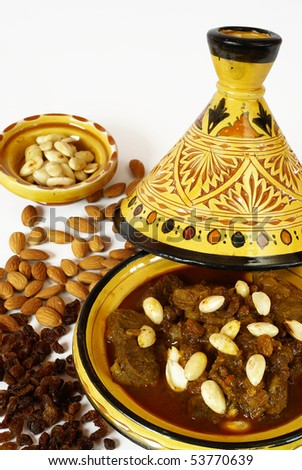 Lamb Tagine Stock Photos, Images, & Pictures | Shutterstock