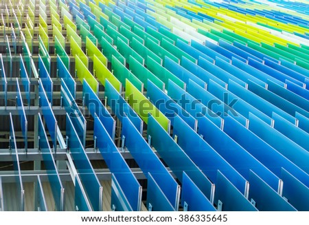 much of acrylic sheets interior outdoor building