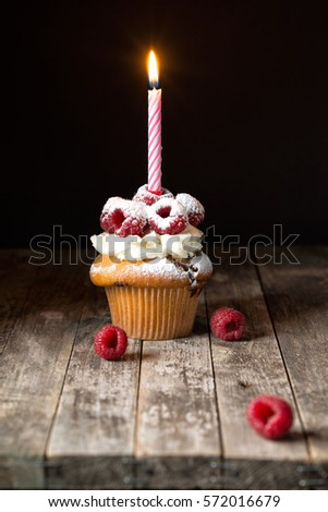 Happy birthday lit candles on colorful balloons royalty free stock - Birthday Cake With Candles Stock Images Royalty Free