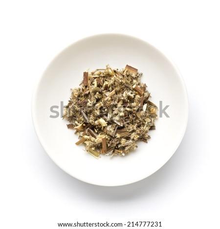 Mugwort - stock photo