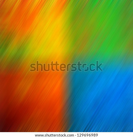 Multi color abstract background - stock photo