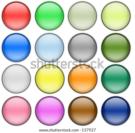 Multi-color Gel Spheres