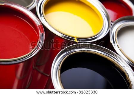 Multi Colored - stock photo