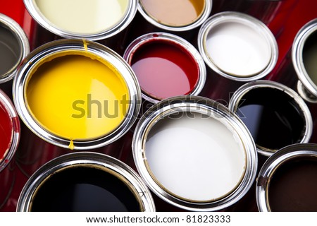 Multi Colored - stock photo