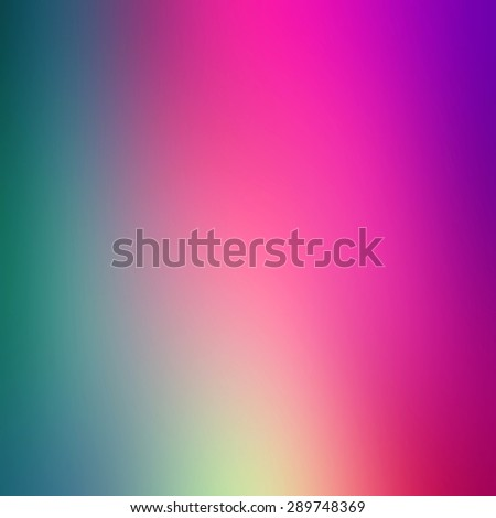 Multicolor gradient abstract background - stock photo